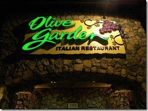 Olive Garden well worth the wait