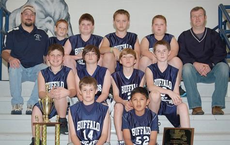 Junior boys featured in 2011 photo