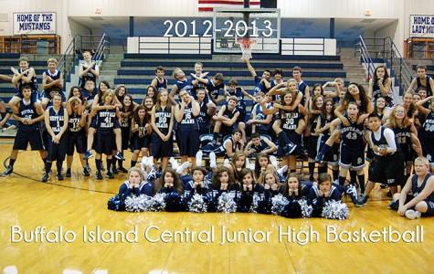 Lighter side of junior high sports