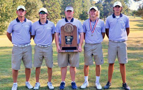 BIC wins the State Golf Tournament