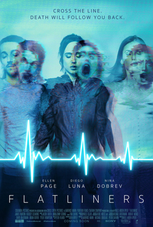 Flatliners: A Read Heartstopper