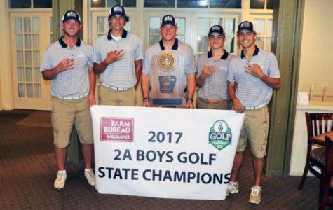 BIC Golf Team Gets Third Consecutive Championship