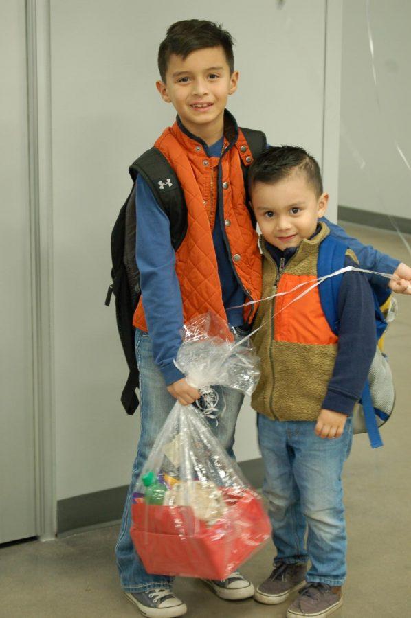 BIC Elementary Celebrates Valentine's Day