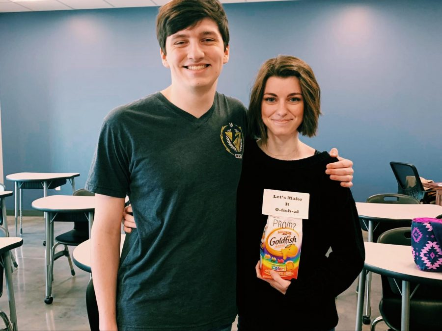 Promposals on Trend at BIC