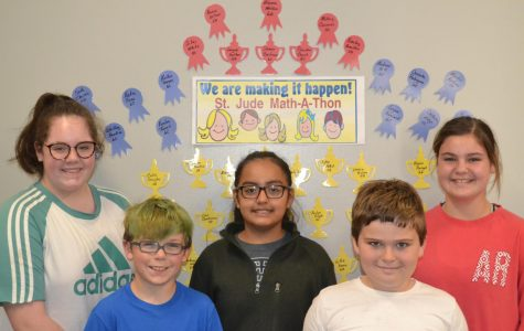 Mustangs Motivated by Math
