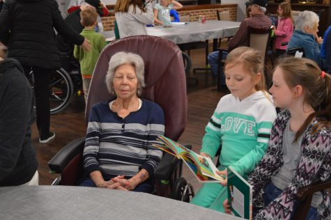 BIC Elementary Celebrates Read Across America Week