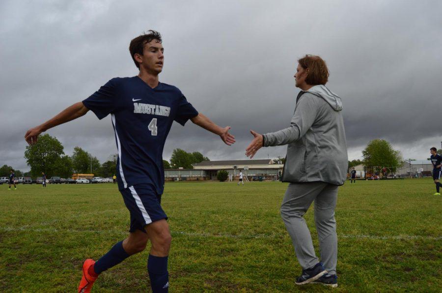 Soccer Team See Improvement Under New Coach