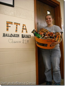 FTA conducting Halloween fundraiser