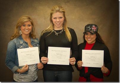 Hoof Prints staff earns honors at ASU contest