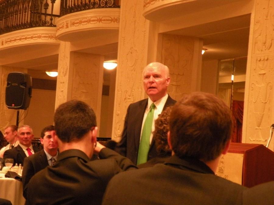 CIA predictably elusive to USSYP delegates