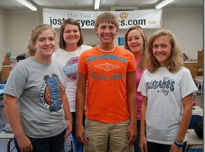 Hoof Prints announces 2012 staff