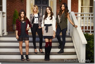 "Breakups, makeups and cover ups -""Pretty Little Liars"" Winter Premiere"
