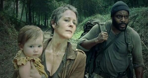 Walking Dead premiere lives up to excpectations