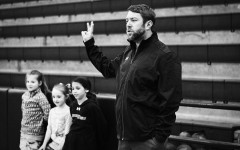 Elementary physical education instructor Marty Williford