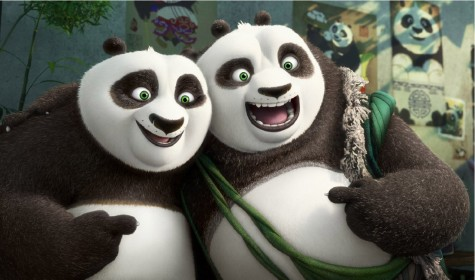 "Jack Black returns for the third installment in the ""Kung Fu Panda"" series with Bryan Cranston voicing the role of Po"