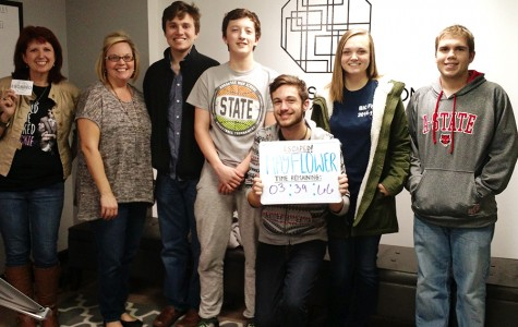 The Quiz Bowl team recently visited the Memphis Escape Room for a team building activity. Coach Tracey Yates, Mandy McFall, Drew McFall, Dylan Hurst, Camden Metheny, Natalie Campbell and Gavin Anderson managed to escape the room with three minutes left.