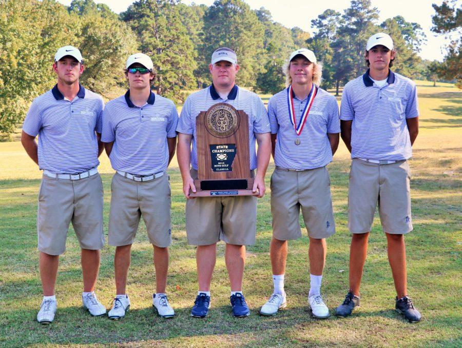 BIC wins the State Golf Tournament