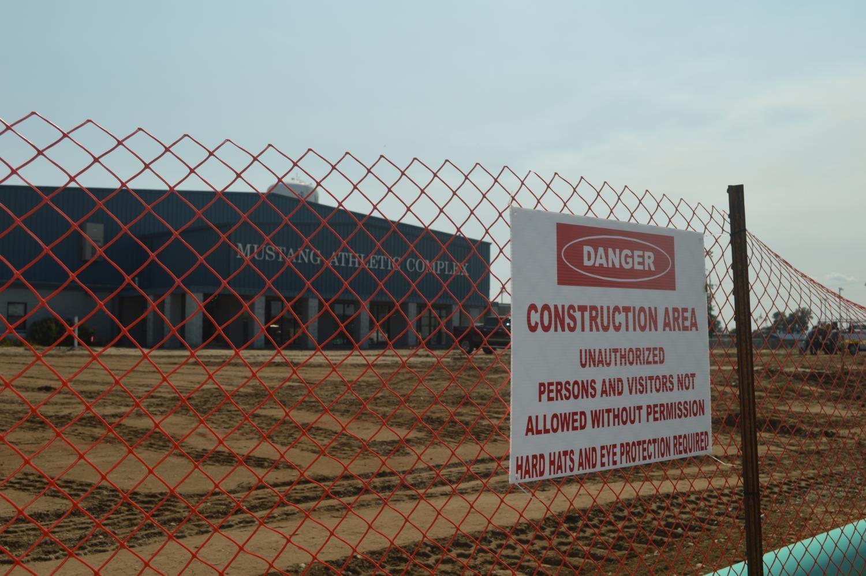 BIC Sees Construction Progress