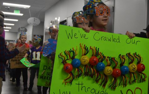 BIC Elementary Celebrates the 100th Day of School