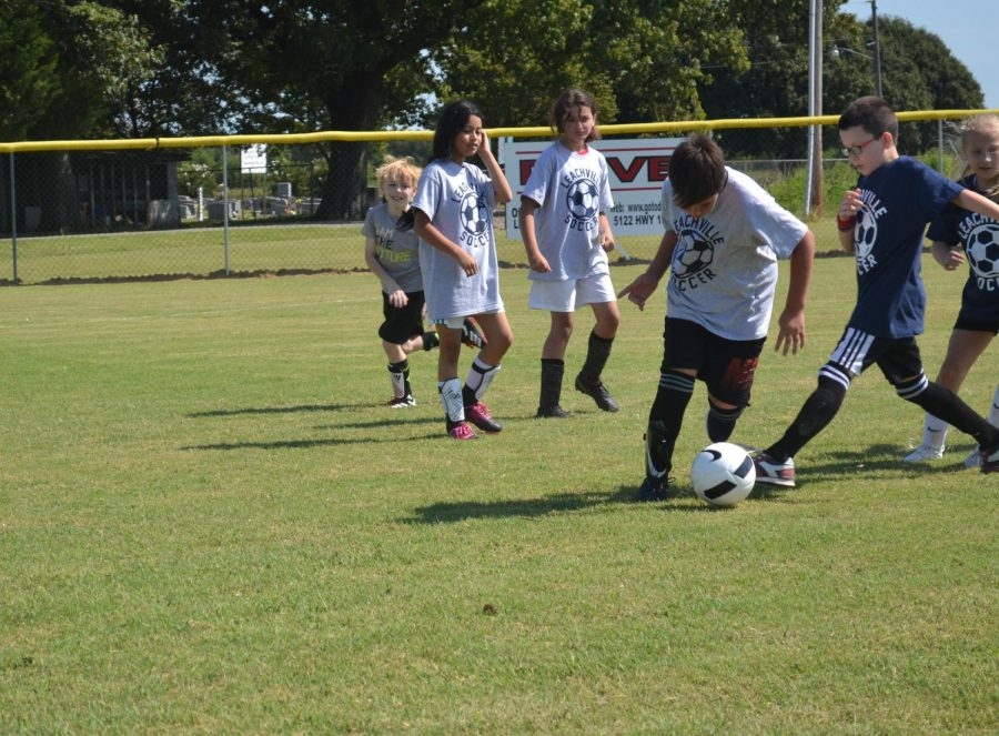 Leachville Youth Soccer Offers a Chance to Grow