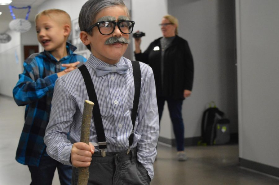 BIC Celebrates 100 Days of School