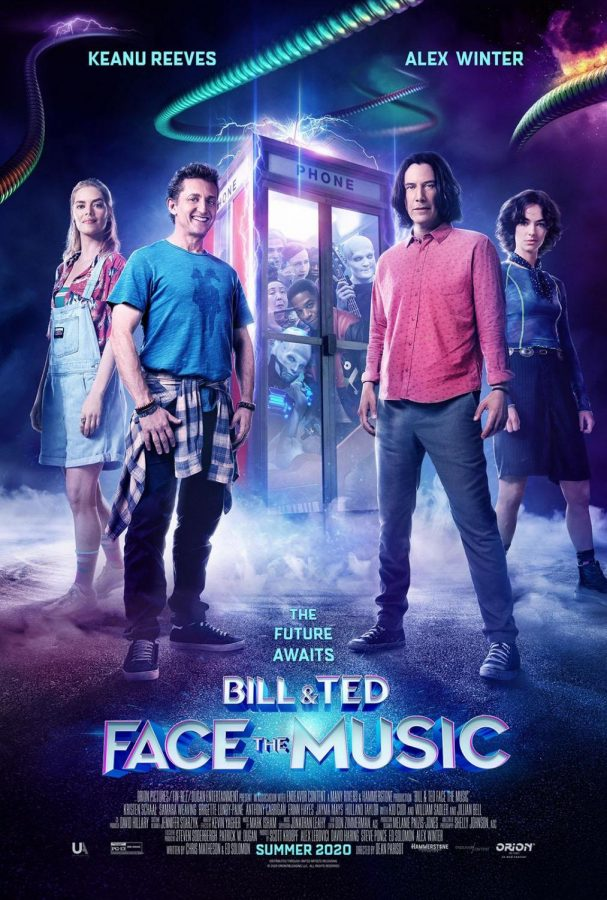 Eli's Movie Review: Return in Bill and Ted Face the Music