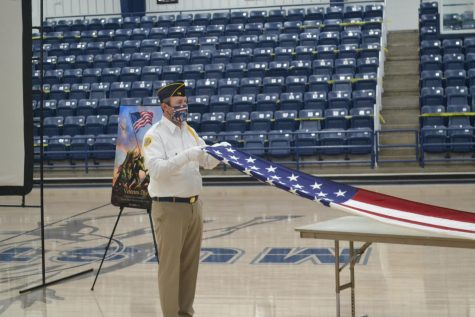 BIC Honors Veterans